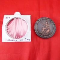 George III Cartwheel Two Penny (3 of 3)
