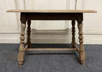 Bleached Oak Coffee Table (2 of 9)