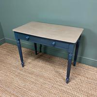 Gillows Design Regency Country House Painted Antique Side Table (5 of 7)