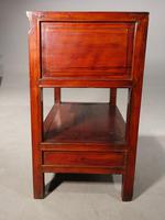 Attractive Late 19th Century 5 Drawer Side Table (4 of 4)