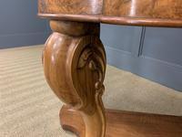 Victorian Period Burr Walnut Duchess Dressing Table (14 of 18)