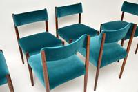 6 Vintage Rosewood Dining Chairs by Robert Heritage for Archie Shine (7 of 13)
