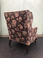 Antique Armchair By Cornelius V Smith For Recovering (4 of 7)