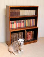 Minty Art Deco Open Bookcase (7 of 10)