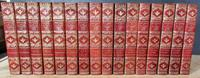 1821 Novels & Tales of Sir Walter Scott   16 x Fine Full Red Leather & Gilt Bindings (3 of 5)