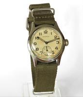 Gents WW2 Moeris Army / Military Wrist Watch (2 of 5)