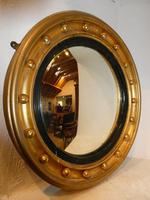 Regency Period Convex Mirror (2 of 7)