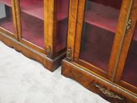 Matched Pair of Victorian Display Cabinets (15 of 17)