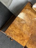 Stylish Art Deco Burr Walnut Dressing Table (7 of 20)