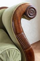 Fine Mahogany Regency Period Sofa (4 of 5)
