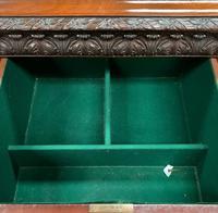 A Large Pedestal Mahogany Sideboard (6 of 6)