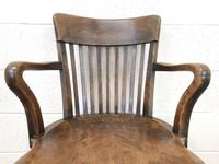 Early 20th Century Desk Chair (3 of 11)