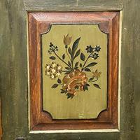 Beautiful Antique Pine Painted Wardrobe - Dismantles (6 of 7)