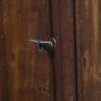 Victorian Mahogany 3 Door Wardrobe from Ayton Castle (12 of 12)
