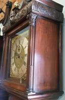 George II Irish Longcase Clock (8 of 11)