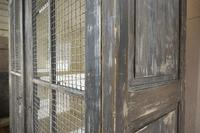 Large Scale 19th Century Painted Housekeepers Cupboard (16 of 17)
