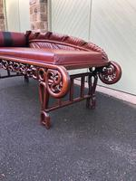 Antique Oriental Chinese Opium Day Bed (9 of 11)