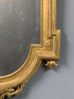 Exceptional Quality French Gilt Bevelled Garland Mirror (4 of 8)