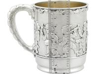 American Sterling Silver Christening Mug by Tiffany & Co - Antique 1879 (12 of 12)