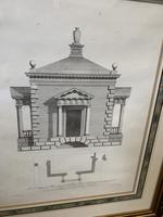 Pair of Framed Architectural Prints (4 of 5)