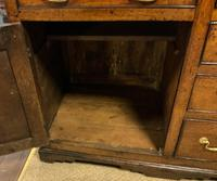 Very Good 18th Century Oak Dresser (12 of 15)