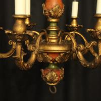Florentine 6 Light Polychrome Chandelier (7 of 10)