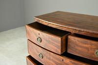 Antique Mahogany Bow Front Chest of Drawers 5334645 (6 of 13)