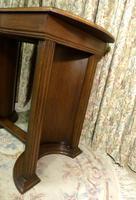 Art Deco Side Table / Desk (3 of 8)