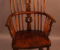 Ash & Elm High Windsor Chair Allsop Worksop Maker (7 of 8)