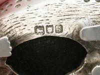 Edwardian Novelty Cast Silver Porcupine Pin Cushion (14 of 15)