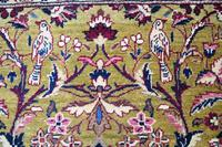 Kashan Rug Early 20th Century (6 of 12)