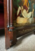 Superb 19th Century Old Master Biblical Jesus Religious Oil Painting - Gothic Oak Frame (13 of 14)