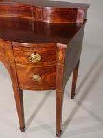 Exceptional George III Period Mahogany Scottish Sideboard (5 of 7)