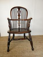 English 19th Century  Windsor Chair (7 of 7)