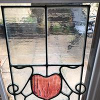 Antique Stained Glass Panel (2 of 12)
