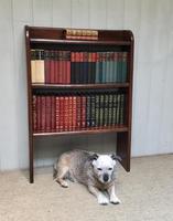 1930s Solid Mahogany Bookcase (7 of 8)