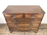 Antique 19th Century Mahogany Chest of Drawers (3 of 10)