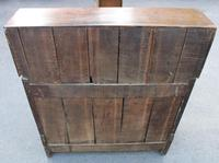 1750's Oak Bureau (6 of 6)