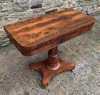 Regency Rosewood Card Table (15 of 24)
