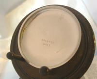 Antique Pocket Watch 1920s Winegartens 7 Jewel Railway Regulator Silver Nickel Case FWO (10 of 12)