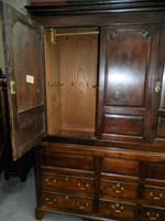 Oak Housekeepers Cupboard / Press Cupboard (4 of 8)