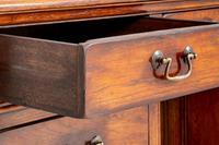 Oak Pedestal Desk c.1930 (4 of 9)