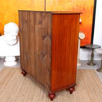 Edwardian Chest of Drawers Large (10 of 11)