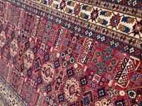 Antique Caucasian Shirvan Carpet (7 of 10)