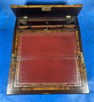William IV Rosewood Lap Desk (18 of 18)