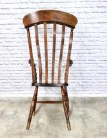 Windsor Lathback Armchair, c.1890 (6 of 6)