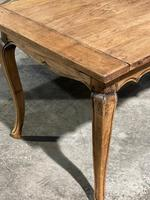 French Oak Farmhouse Kitchen Dining Table (8 of 18)