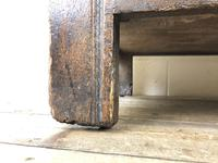 Antique 18th Century Joined Oak Coffer (13 of 15)