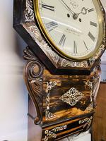 Mother of Pearl Coromandel Clock (4 of 6)