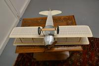 Model of a French WW1 Biplane in Wood (2 of 12)